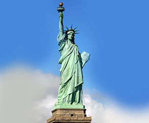 Freight Forwarding - Statue of Liberty